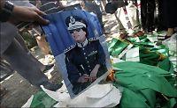 Chavez, Afrika-venner, Haag eller døden for Gaddafi