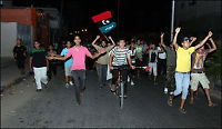 Tripoli: - Journalister blir brukt som menneskelige skjold