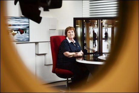 VOLDSFORSKER: Ragnhild Bjørnebekk tror blant annet at det er kvinner som fascineres av psykopater, som sender brev. Foto: KARIN BEATE NØSTERUD: