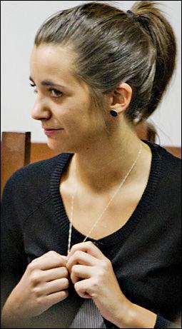 RØMTE OGSÅ: Christina Øygarden må i neste uke møte i Oslo tingrett som tiltalt for forsøk på kokainsmugling fra Bolivia til Norge etter at hun rømte fra rettssaken i Cochabamba i fjor. Foto: SIMEN GRYTØYR