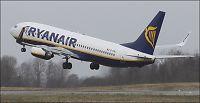 Ryanair sikkerhetslandet to ganger på samme flytur