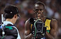 Bolt: - Ingen andre enn meg selv som må ta ansvaret