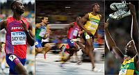 Bolt truet Ndure med «bank» før semifinalen