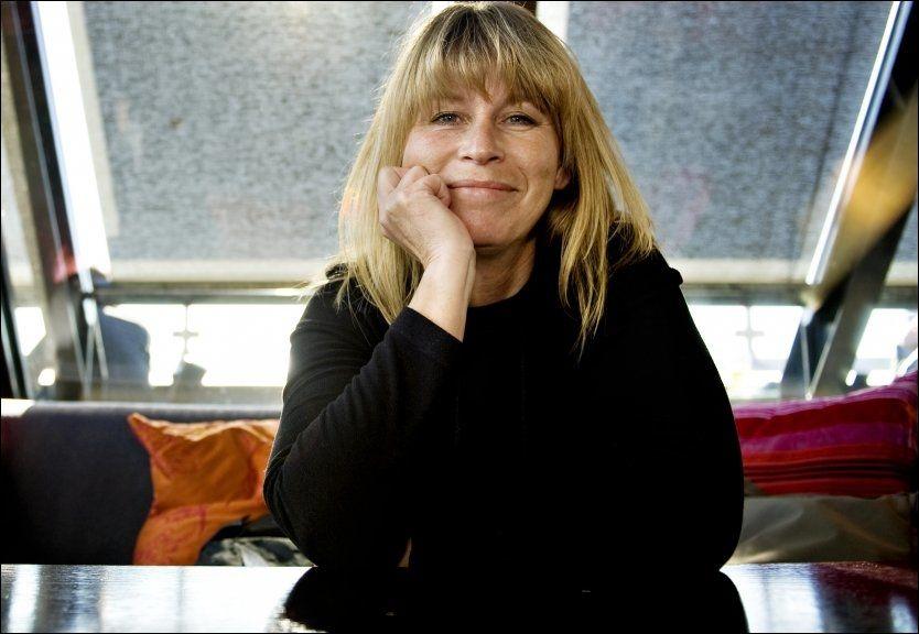 DØD: Musiker Hilde Heltberg ble 51 år. Her på et bilde fra 2009 i forbindelse med hennes siste plateslipp. Foto: Eivind Griffith Brænde