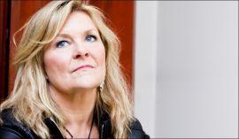 DUETTPARTNER: Elisabeth Andreassen er i sorg over Heltbergs bortgang. Arkivoto: Scanpix Foto: