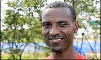 Urige Buta møtte veggen i maraton-VM