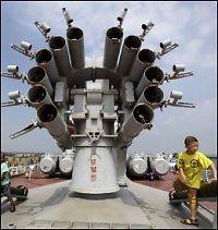 Sovjetisk hangarskip blir hotell i Kina