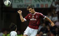 «Bare» uavgjort for Milan