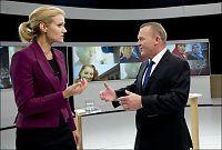 De blå gir Thorning-Schmidt kamp til døra i Danmark