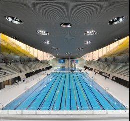 OLYMPISK BASSENG: Dette er laget for sommer-OL i London neste år. Foto: AFP