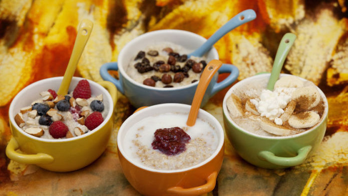 karbohydrater i havregryn