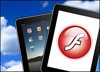 Adobe sniker inn Flash på iPhone og iPad