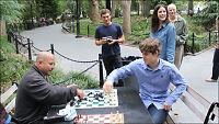 «Sjakkhai» i New York utfordrer Carlsen til ny duell