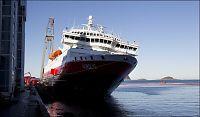 «Nordlys» blir trolig liggende i Ålesund i flere dager