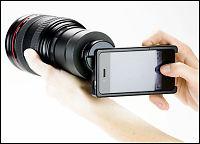 iPhone - snart et systemkamera