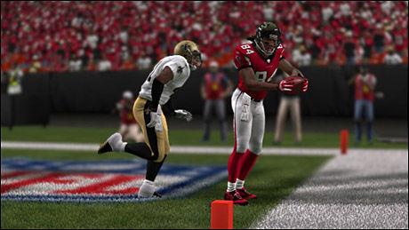 Skjermbilde fra «Madden 12». Foto: EA SPORTS