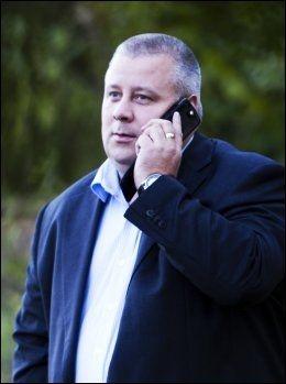FØRST UT: Frp-politiker Bård Hoksrud er den første nordmannen som er bøtelagt for sexkjøp i utlandet. Foto: SCANPIX