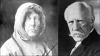 Derfor var Fridtjof Nansen rasende på Roald Amundsen