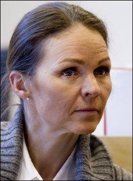 JOBBER SAMMEN MED HUSBY: Rettspsykiater Synne Sørheim har undersøkt Breivik i to måneder sammen med Torgeir Husby. Foto: Roger Neumann/VG