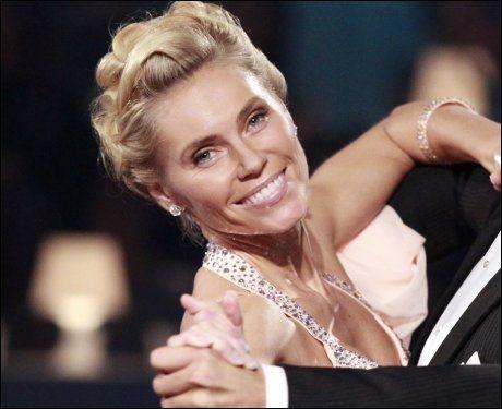 DANSEAKTUELL: Anna Anka (40) er blant kjendisene som deltar i «Skal vi danse» på TV 2. Foto: Scanpix
