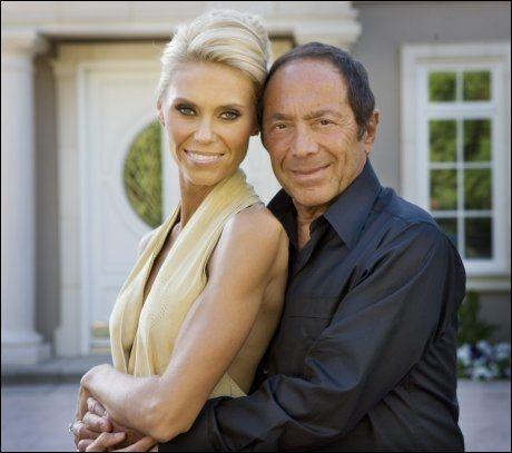 EKSMANN NR TO: Anna Anka (40) ble skilt fra Paul Anka (70) i fjor. Foto: TV3