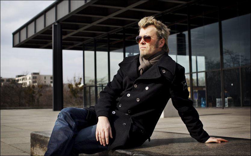 FØRSTE GANG: Tidligere gitarist og keyboardist i a-ha, Magne Furuholmen skal være en av fire mentorer i TV2's nye storsatsing. FOTO: Andrea Gjestvang/ VG