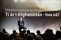 Her er ekspertenes Afghanistan-spådommer
