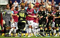 Carew reddet poeng med sitt første West Ham-mål