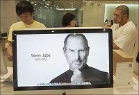 Steve Jobs bisettes fredag