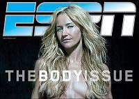 Idrettsstjerner kaster klærne for ESPN