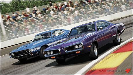 Skjermbilde fra «Forza Motorsport 4». Foto: TURN 10 STUDIOS/MICROSOFT