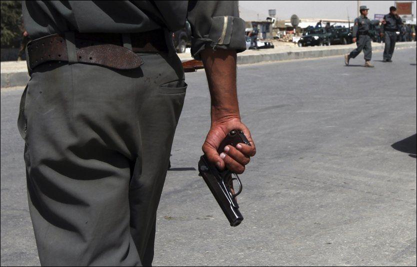 FENGSLER ANKLAGES: FN anklager den afghanske sikkerhetstjenesten for systematisk tortur av fanger. Illustrasjonsfoto. REUTERS