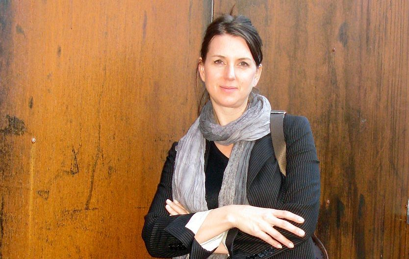 BLOGGESUKSESS: Kanadiske Tara Hunt (38) blogget seg inn i sin nåværende karriere. Foto: Kristine Løwe