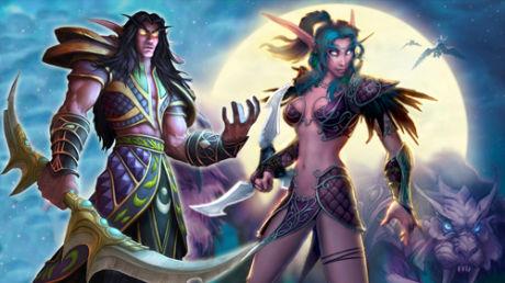 KJØP OG SALG: Blizzard åpner nå for at spillere av «World of Warcraft» kan kjøpe kjæledyr for ekte penger, og selge dem til andre spillere (Illustrasjon: Blizzard)