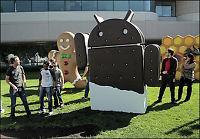 Ny Android-versjon: Iskrem til alle, 19. oktober