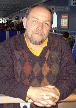 PROFESSOR: Terje Risberg. Foto: SCANPIX