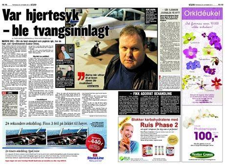 Faksimile VG 29.10.2011