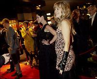 Gravide Ane Dahl Torp strålte på Veum-premiere