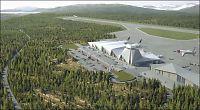 Her er den nye «Himmelblå»-flyplassen