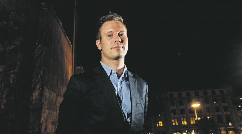 REFSER SINE EGNE: AUF-leder Eskil Pedersen mener Norge, som er rikt land, må gå foran for å redusere klimagassutslippene. Foto: Frode Hansen