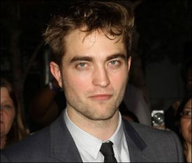 SPILLER SØNNEN: Robert Pattinson (25). Foto: WENN
