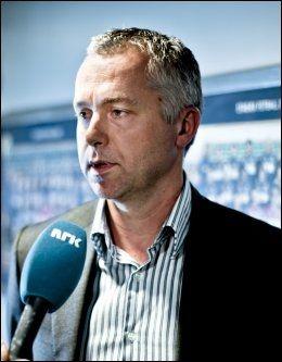 STABÆKS STEMME UTAD: Konst. styreleder Jarl Øverby. Foto: Krister Sørbø