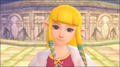 Skjermbilde fra «The Legend of Zelda: Skyward Sword». Foto: NINTENDO