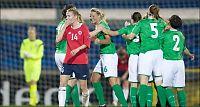 Ydmykende tap for fotballdamene