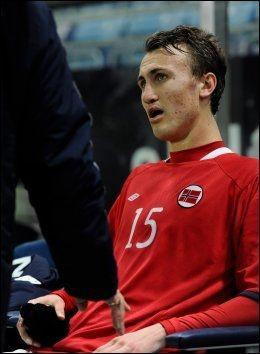 KAN FÅ SIN DEBUT: Magnus Wolff Eikrem er blant spillerne som trolig får sin debut på A-landslaget i Thailand i januar. Foto: Kent Skibstad, Scanpix