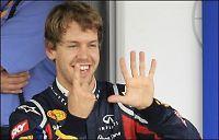Vettel satte rekord
