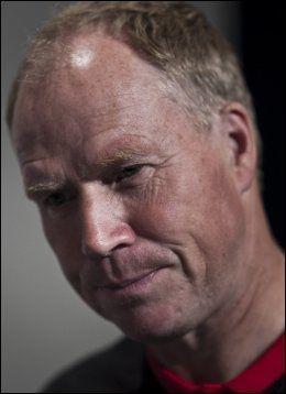 TRAGISK: Ola By Rise opplever nyheten om Gary Speeds bortgang som uvirkelig. Foto: Scanpix
