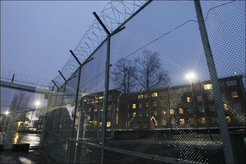 FRAKTET HERFRA: Ila fengsel hvor Anders Behring Breivik sitter i varetekt fotografert tirsdag ettermiddag. Foto: Scanpix