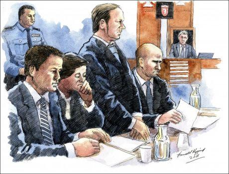 - VET DET IKKE: Anders Behring Breivik skal ikke ha fått vite at han har blitt erklært strafferettslig utilregnelig. Foto: Harald Nygård