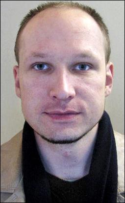 TERRORTILTALT: Anders Behring Breivik (32). Foto: Politiet